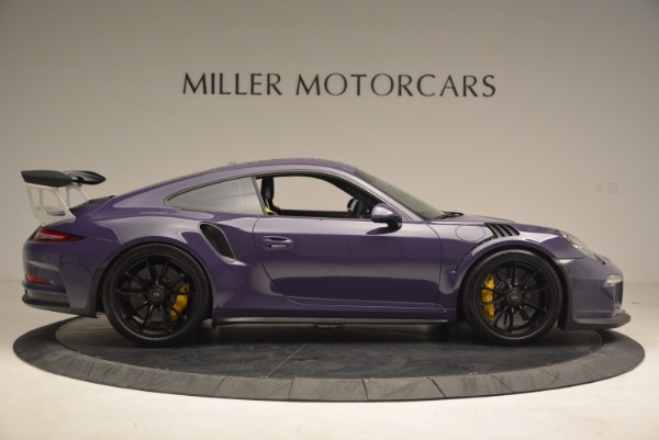 Used 2016 Porsche 911 GT3 RS for sale Sold at Rolls-Royce Motor Cars Greenwich in Greenwich CT 06830 9