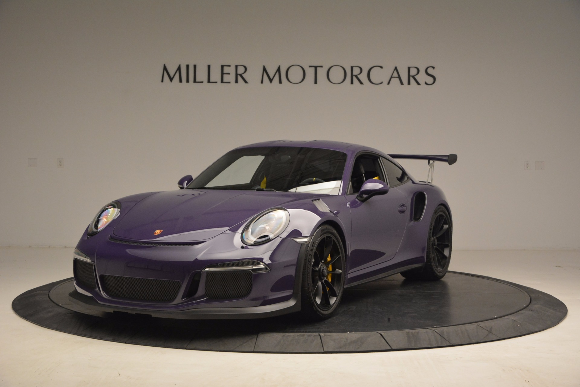 Used 2016 Porsche 911 GT3 RS for sale Sold at Rolls-Royce Motor Cars Greenwich in Greenwich CT 06830 1
