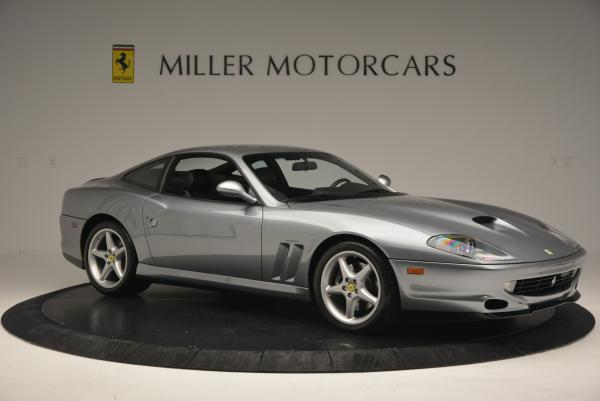 Used 1997 Ferrari 550 Maranello for sale Sold at Rolls-Royce Motor Cars Greenwich in Greenwich CT 06830 10