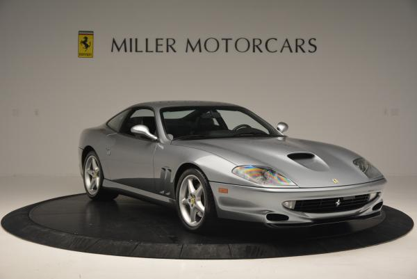 Used 1997 Ferrari 550 Maranello for sale Sold at Rolls-Royce Motor Cars Greenwich in Greenwich CT 06830 11