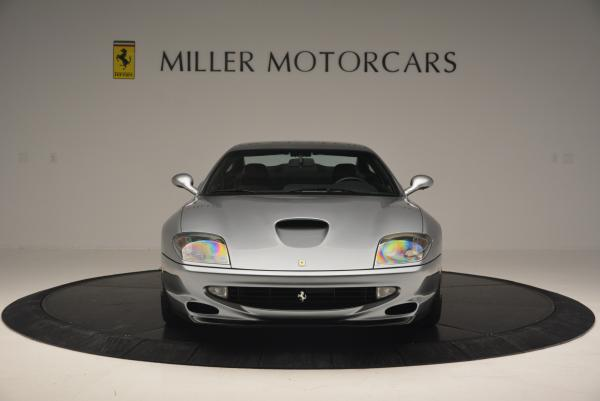 Used 1997 Ferrari 550 Maranello for sale Sold at Rolls-Royce Motor Cars Greenwich in Greenwich CT 06830 12