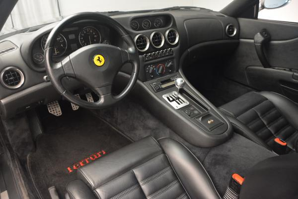 Used 1997 Ferrari 550 Maranello for sale Sold at Rolls-Royce Motor Cars Greenwich in Greenwich CT 06830 13