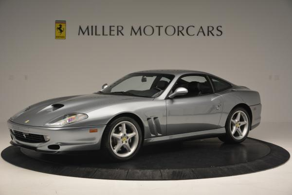 Used 1997 Ferrari 550 Maranello for sale Sold at Rolls-Royce Motor Cars Greenwich in Greenwich CT 06830 2