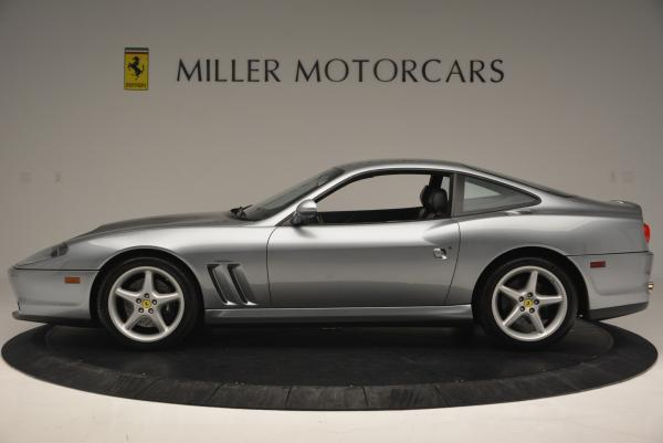Used 1997 Ferrari 550 Maranello for sale Sold at Rolls-Royce Motor Cars Greenwich in Greenwich CT 06830 3