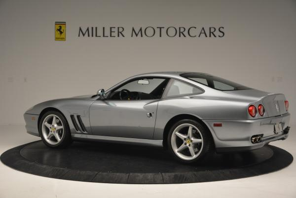 Used 1997 Ferrari 550 Maranello for sale Sold at Rolls-Royce Motor Cars Greenwich in Greenwich CT 06830 4