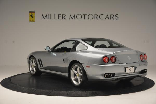 Used 1997 Ferrari 550 Maranello for sale Sold at Rolls-Royce Motor Cars Greenwich in Greenwich CT 06830 5