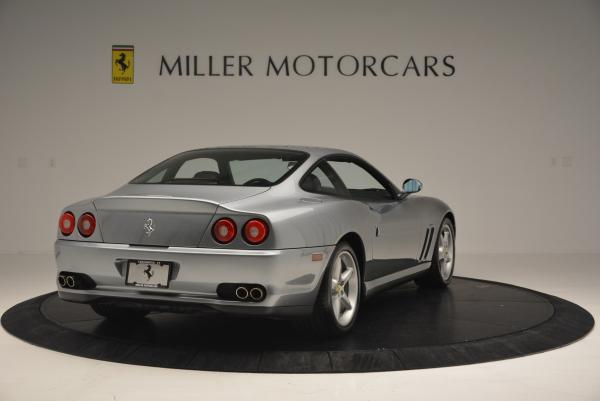 Used 1997 Ferrari 550 Maranello for sale Sold at Rolls-Royce Motor Cars Greenwich in Greenwich CT 06830 7