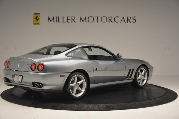 Used 1997 Ferrari 550 Maranello for sale Sold at Rolls-Royce Motor Cars Greenwich in Greenwich CT 06830 8
