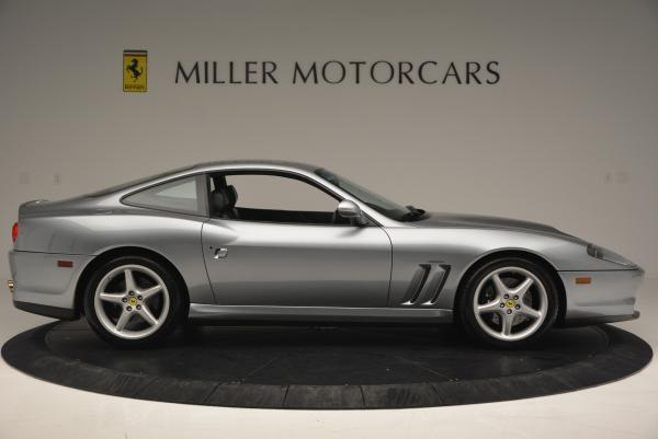 Used 1997 Ferrari 550 Maranello for sale Sold at Rolls-Royce Motor Cars Greenwich in Greenwich CT 06830 9