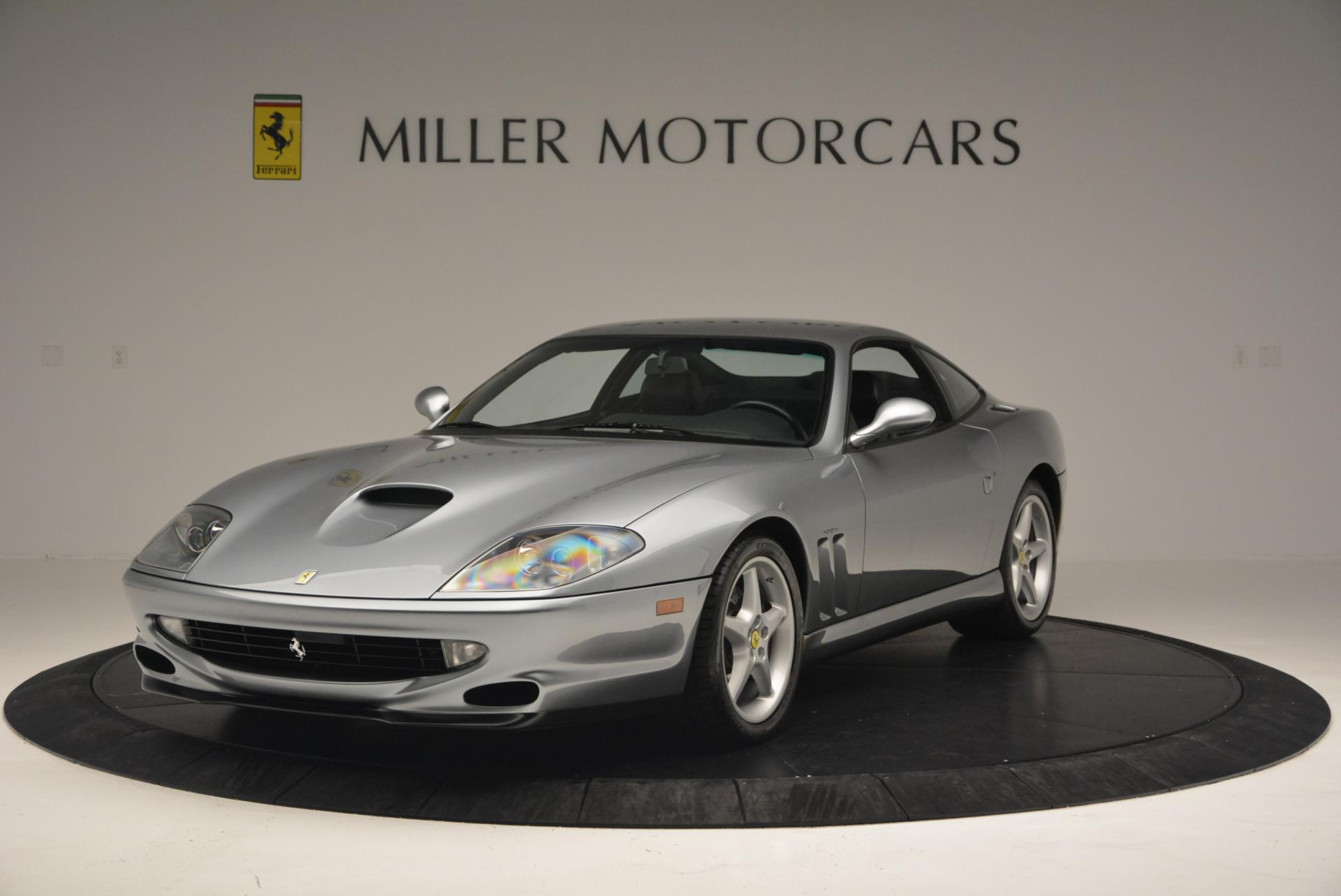 Used 1997 Ferrari 550 Maranello for sale Sold at Rolls-Royce Motor Cars Greenwich in Greenwich CT 06830 1