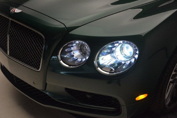 New 2017 Bentley Flying Spur V8 S for sale Sold at Rolls-Royce Motor Cars Greenwich in Greenwich CT 06830 17