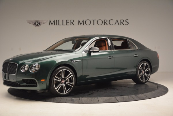 New 2017 Bentley Flying Spur V8 S for sale Sold at Rolls-Royce Motor Cars Greenwich in Greenwich CT 06830 2