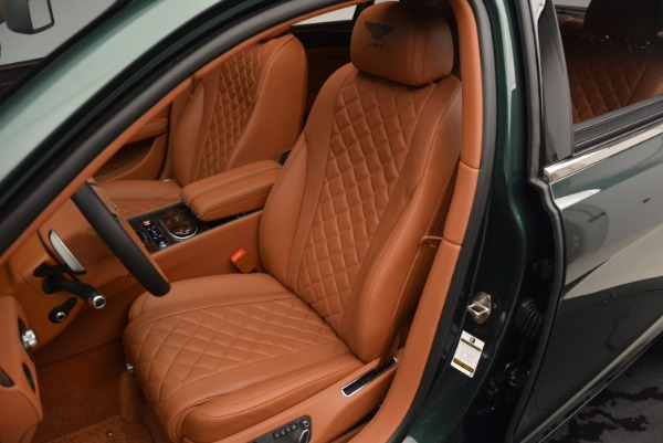 New 2017 Bentley Flying Spur V8 S for sale Sold at Rolls-Royce Motor Cars Greenwich in Greenwich CT 06830 24