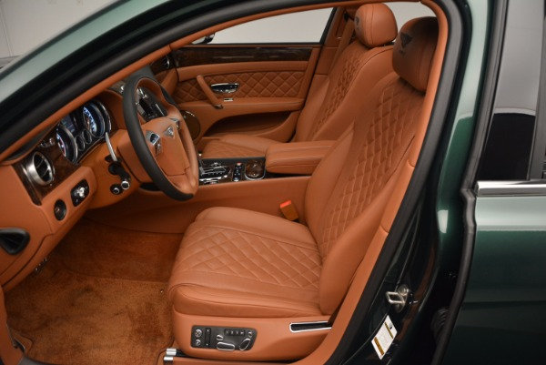 New 2017 Bentley Flying Spur V8 S for sale Sold at Rolls-Royce Motor Cars Greenwich in Greenwich CT 06830 25