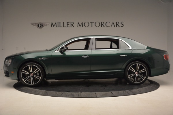 New 2017 Bentley Flying Spur V8 S for sale Sold at Rolls-Royce Motor Cars Greenwich in Greenwich CT 06830 3