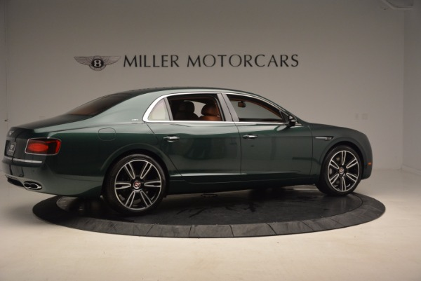 New 2017 Bentley Flying Spur V8 S for sale Sold at Rolls-Royce Motor Cars Greenwich in Greenwich CT 06830 8