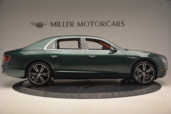 New 2017 Bentley Flying Spur V8 S for sale Sold at Rolls-Royce Motor Cars Greenwich in Greenwich CT 06830 9