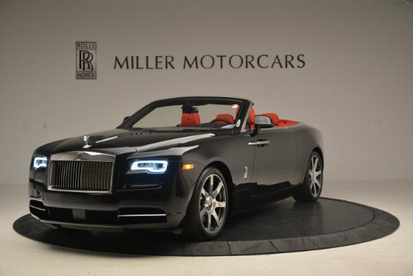 New 2017 Rolls-Royce Dawn for sale Sold at Rolls-Royce Motor Cars Greenwich in Greenwich CT 06830 1