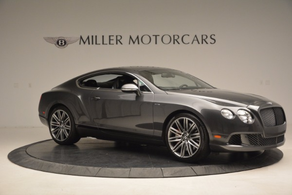 Used 2014 Bentley Continental GT Speed for sale Sold at Rolls-Royce Motor Cars Greenwich in Greenwich CT 06830 10