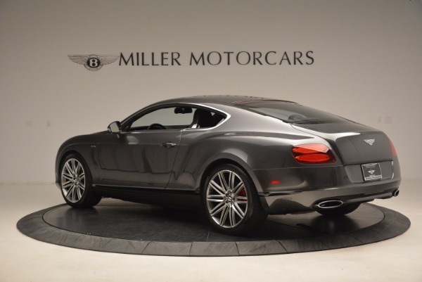 Used 2014 Bentley Continental GT Speed for sale Sold at Rolls-Royce Motor Cars Greenwich in Greenwich CT 06830 4