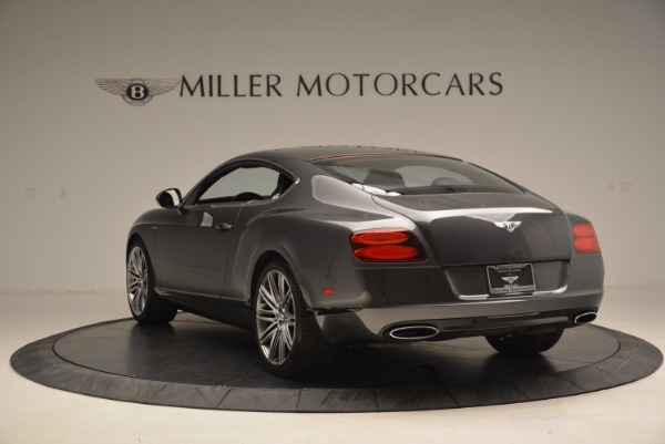 Used 2014 Bentley Continental GT Speed for sale Sold at Rolls-Royce Motor Cars Greenwich in Greenwich CT 06830 5