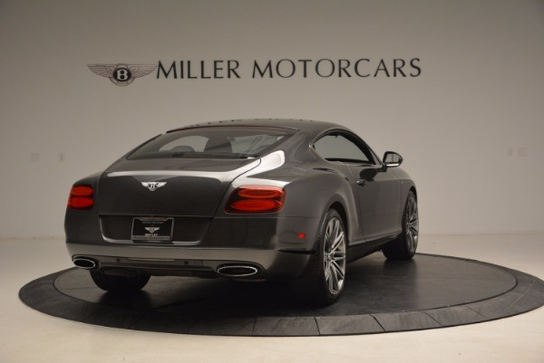 Used 2014 Bentley Continental GT Speed for sale Sold at Rolls-Royce Motor Cars Greenwich in Greenwich CT 06830 7