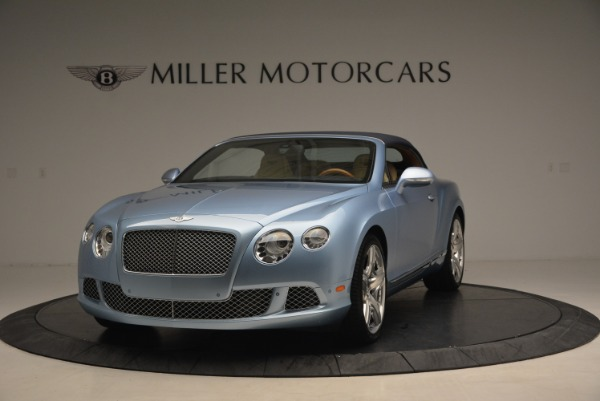 Used 2012 Bentley Continental GTC W12 for sale Sold at Rolls-Royce Motor Cars Greenwich in Greenwich CT 06830 13