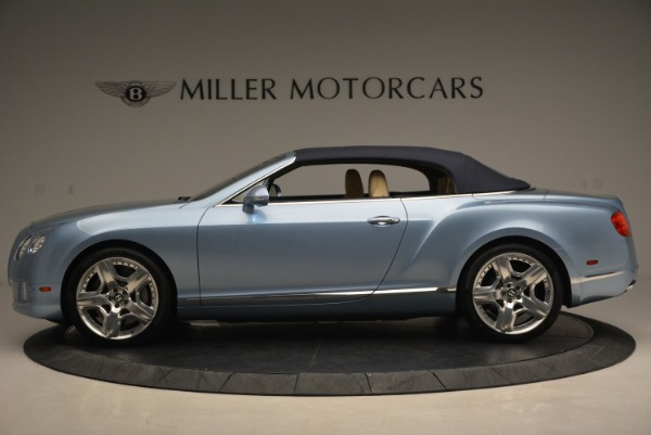 Used 2012 Bentley Continental GTC W12 for sale Sold at Rolls-Royce Motor Cars Greenwich in Greenwich CT 06830 15