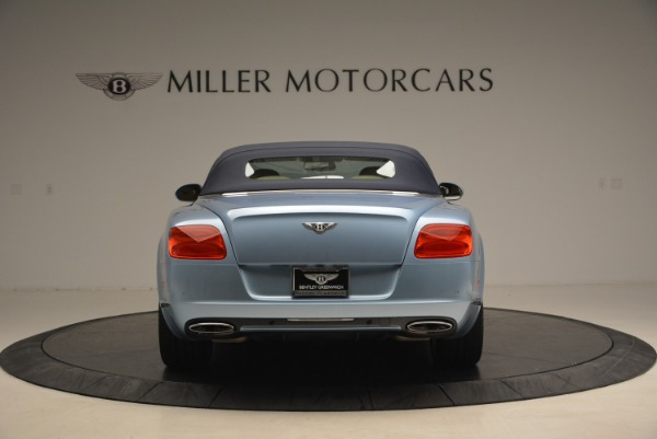 Used 2012 Bentley Continental GTC W12 for sale Sold at Rolls-Royce Motor Cars Greenwich in Greenwich CT 06830 18