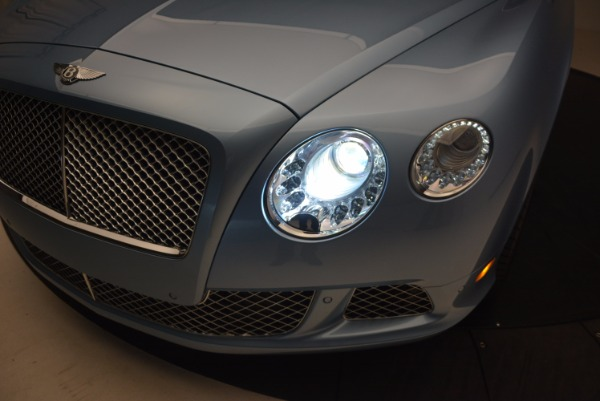 Used 2012 Bentley Continental GTC W12 for sale Sold at Rolls-Royce Motor Cars Greenwich in Greenwich CT 06830 27