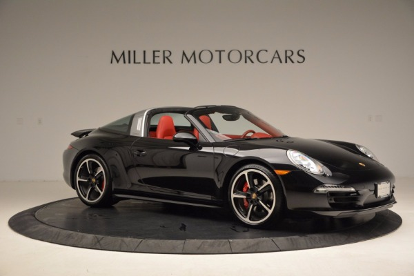 Used 2015 Porsche 911 Targa 4S for sale Sold at Rolls-Royce Motor Cars Greenwich in Greenwich CT 06830 10