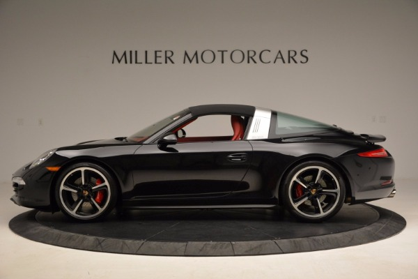 Used 2015 Porsche 911 Targa 4S for sale Sold at Rolls-Royce Motor Cars Greenwich in Greenwich CT 06830 14