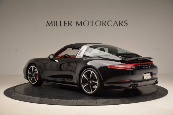 Used 2015 Porsche 911 Targa 4S for sale Sold at Rolls-Royce Motor Cars Greenwich in Greenwich CT 06830 15