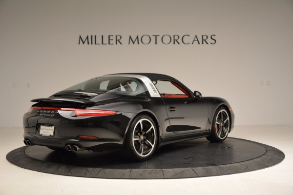 Used 2015 Porsche 911 Targa 4S for sale Sold at Rolls-Royce Motor Cars Greenwich in Greenwich CT 06830 17
