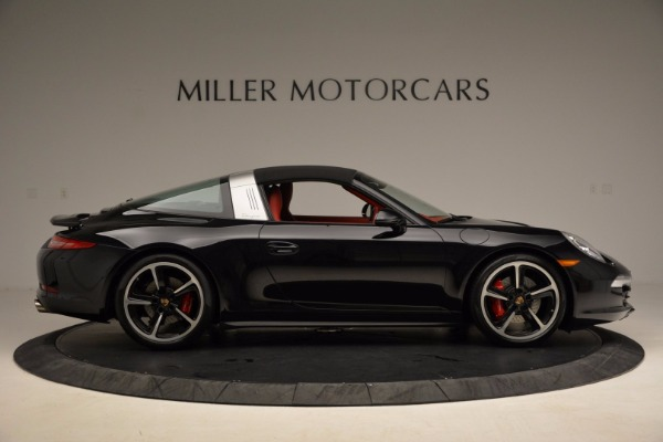 Used 2015 Porsche 911 Targa 4S for sale Sold at Rolls-Royce Motor Cars Greenwich in Greenwich CT 06830 18