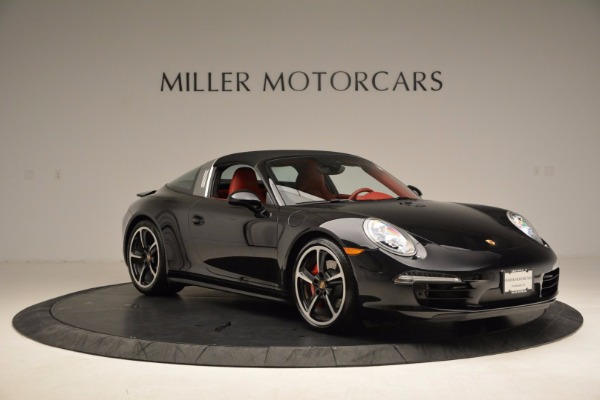 Used 2015 Porsche 911 Targa 4S for sale Sold at Rolls-Royce Motor Cars Greenwich in Greenwich CT 06830 19