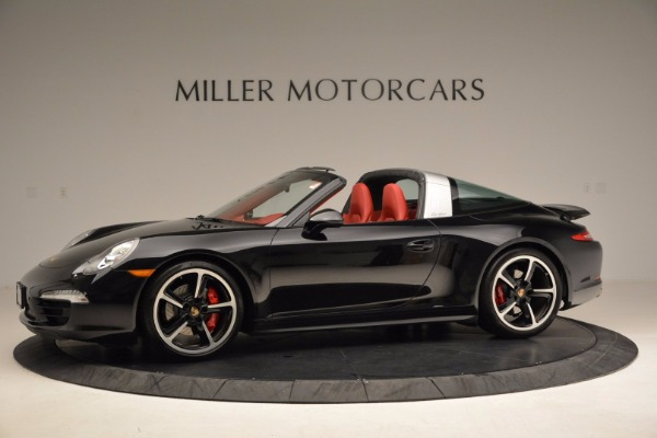 Used 2015 Porsche 911 Targa 4S for sale Sold at Rolls-Royce Motor Cars Greenwich in Greenwich CT 06830 2