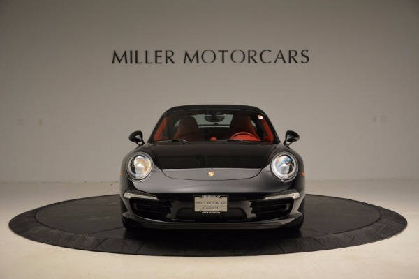 Used 2015 Porsche 911 Targa 4S for sale Sold at Rolls-Royce Motor Cars Greenwich in Greenwich CT 06830 20