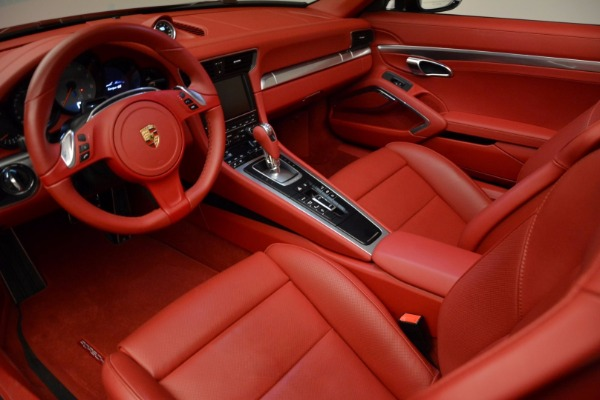 Used 2015 Porsche 911 Targa 4S for sale Sold at Rolls-Royce Motor Cars Greenwich in Greenwich CT 06830 21