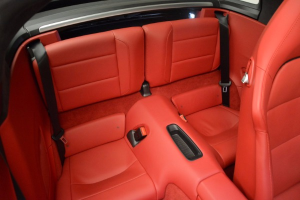 Used 2015 Porsche 911 Targa 4S for sale Sold at Rolls-Royce Motor Cars Greenwich in Greenwich CT 06830 28