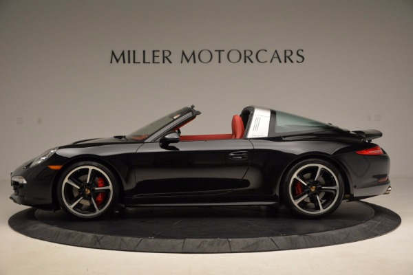 Used 2015 Porsche 911 Targa 4S for sale Sold at Rolls-Royce Motor Cars Greenwich in Greenwich CT 06830 3