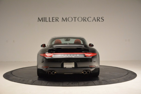 Used 2015 Porsche 911 Targa 4S for sale Sold at Rolls-Royce Motor Cars Greenwich in Greenwich CT 06830 6