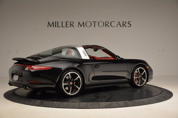 Used 2015 Porsche 911 Targa 4S for sale Sold at Rolls-Royce Motor Cars Greenwich in Greenwich CT 06830 8
