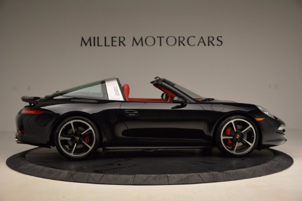 Used 2015 Porsche 911 Targa 4S for sale Sold at Rolls-Royce Motor Cars Greenwich in Greenwich CT 06830 9