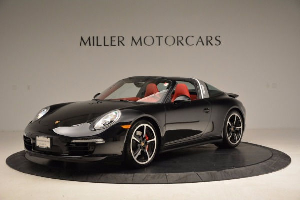 Used 2015 Porsche 911 Targa 4S for sale Sold at Rolls-Royce Motor Cars Greenwich in Greenwich CT 06830 1
