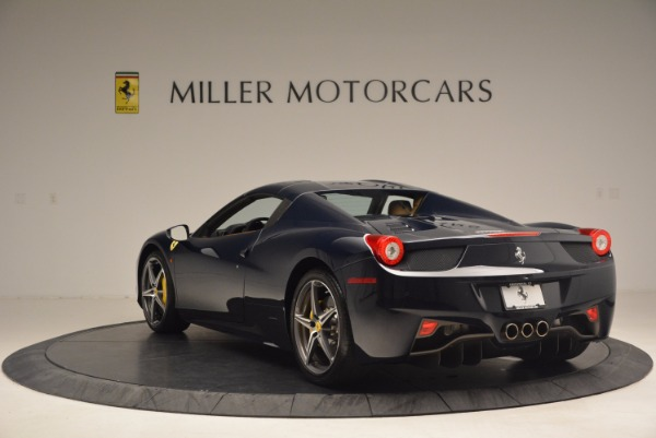 Used 2015 Ferrari 458 Spider for sale Sold at Rolls-Royce Motor Cars Greenwich in Greenwich CT 06830 15