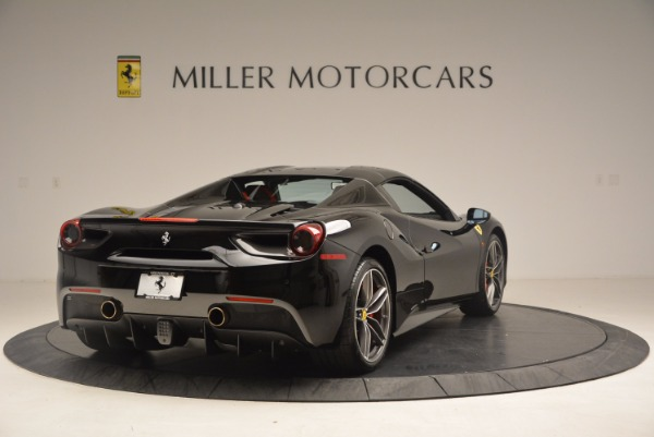 Used 2017 Ferrari 488 Spider for sale Sold at Rolls-Royce Motor Cars Greenwich in Greenwich CT 06830 18