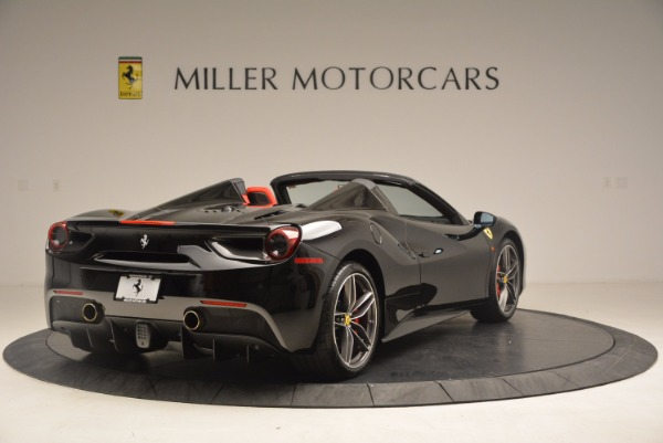 Used 2017 Ferrari 488 Spider for sale Sold at Rolls-Royce Motor Cars Greenwich in Greenwich CT 06830 7