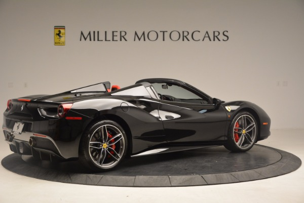 Used 2017 Ferrari 488 Spider for sale Sold at Rolls-Royce Motor Cars Greenwich in Greenwich CT 06830 8