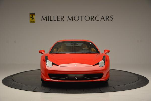 Used 2010 Ferrari 458 Italia for sale Sold at Rolls-Royce Motor Cars Greenwich in Greenwich CT 06830 12